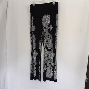 Cato Womens 18/20W Wide Leg Palazzo Pants